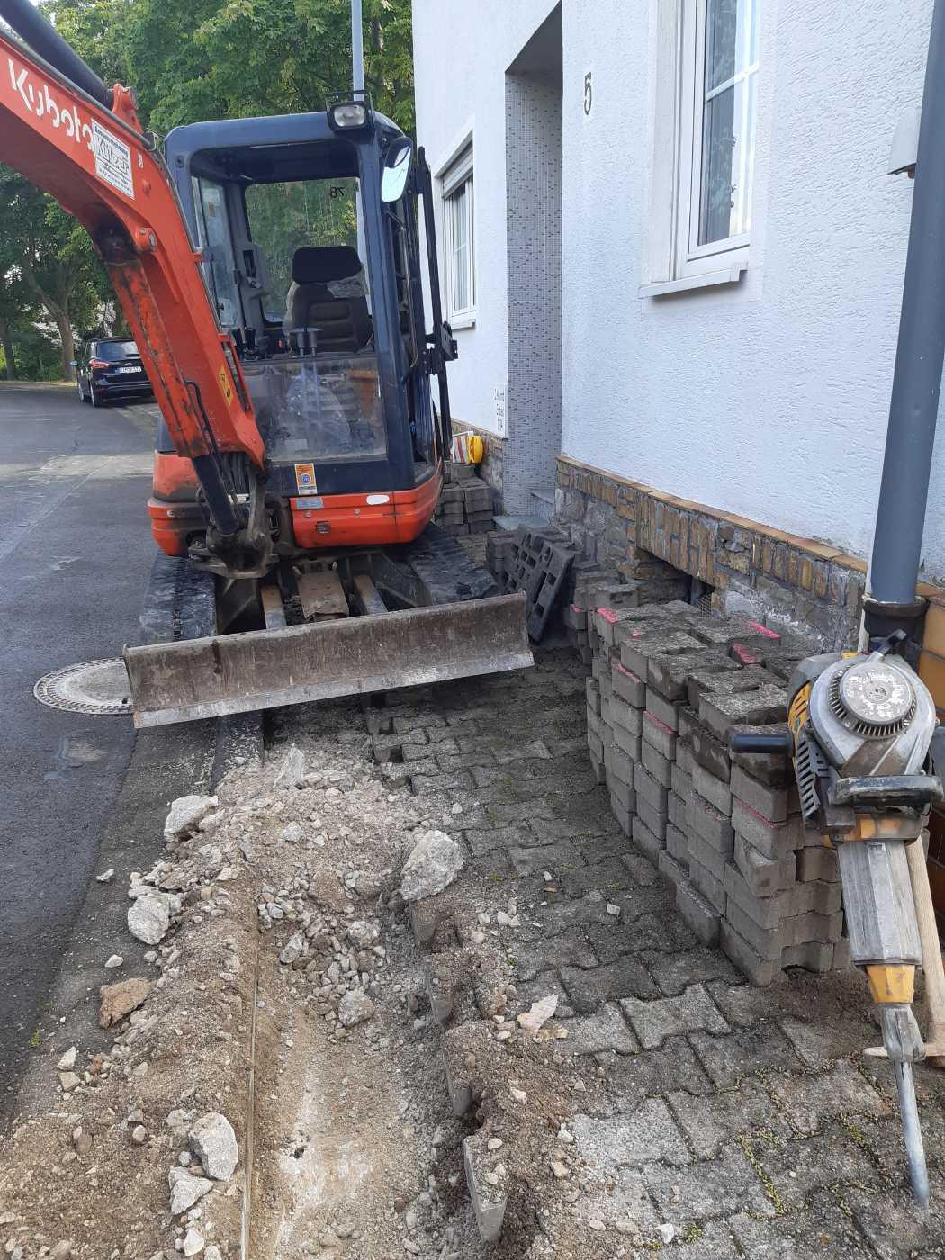 Külzer Bauunternehmen - Pipeausbau